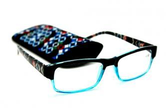 готовые очки с футл¤ром Oкул¤р 22117 blue