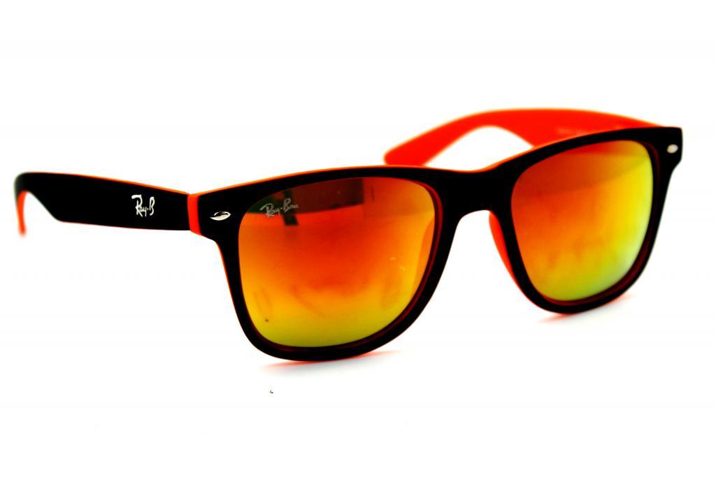Очки с оранжевыми линзами